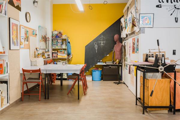 El Artelier clases de arte en Huesca