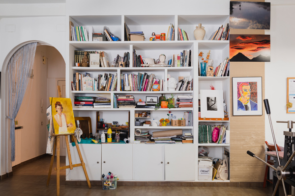 El Artelier Taller de Arte en Huesca