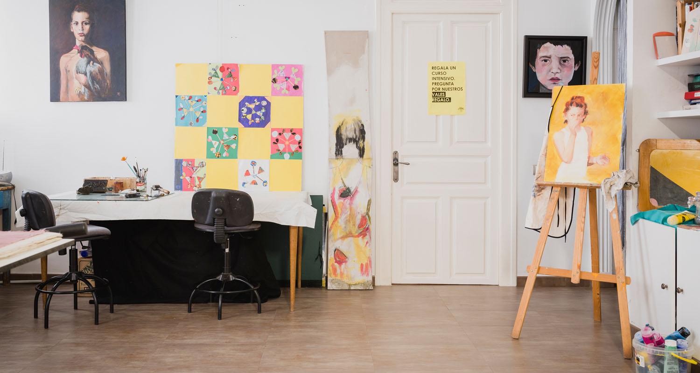 taller de arte en huesca el